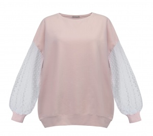 Bluza ROMA Powder Pink
